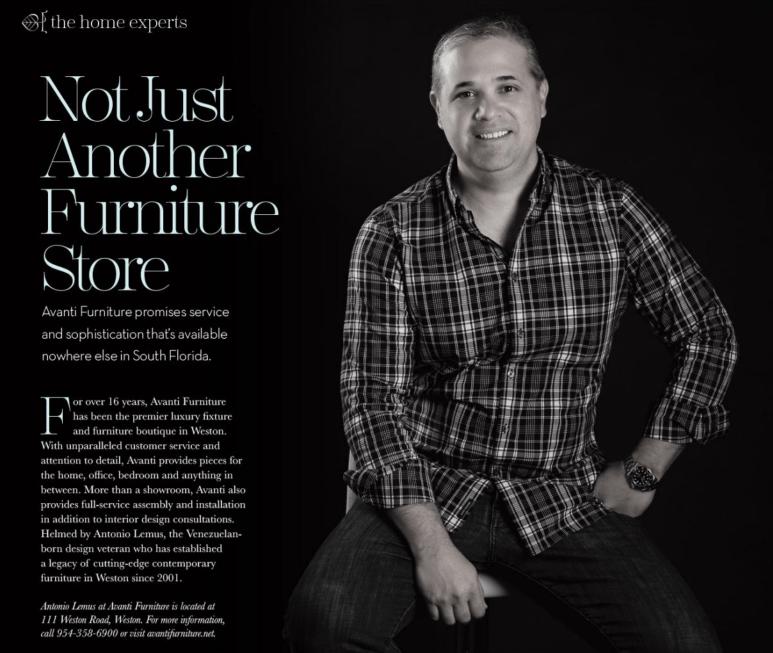 Charmant Avanti Furniture Press