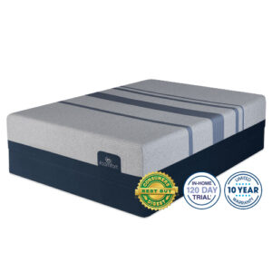 SERTA - BLUE MAX 1000 CUSHION FIRM