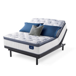 SERTA - KIRKVILLE PLUSH SUPER PILLOW TOP