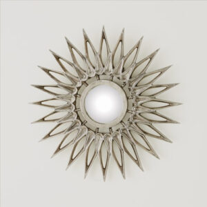DAHLIA MIRROR NICKEL