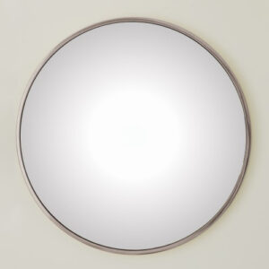 HOOP CONVEX MIRROR NICKEL