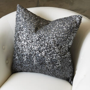 OMBRE SEQUIN PILLOW